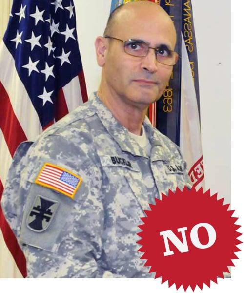 Gen. Buckler