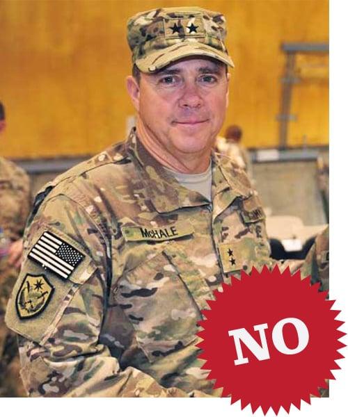 Gen. McHale