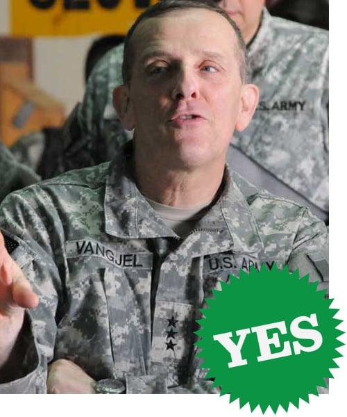 General Vangjel