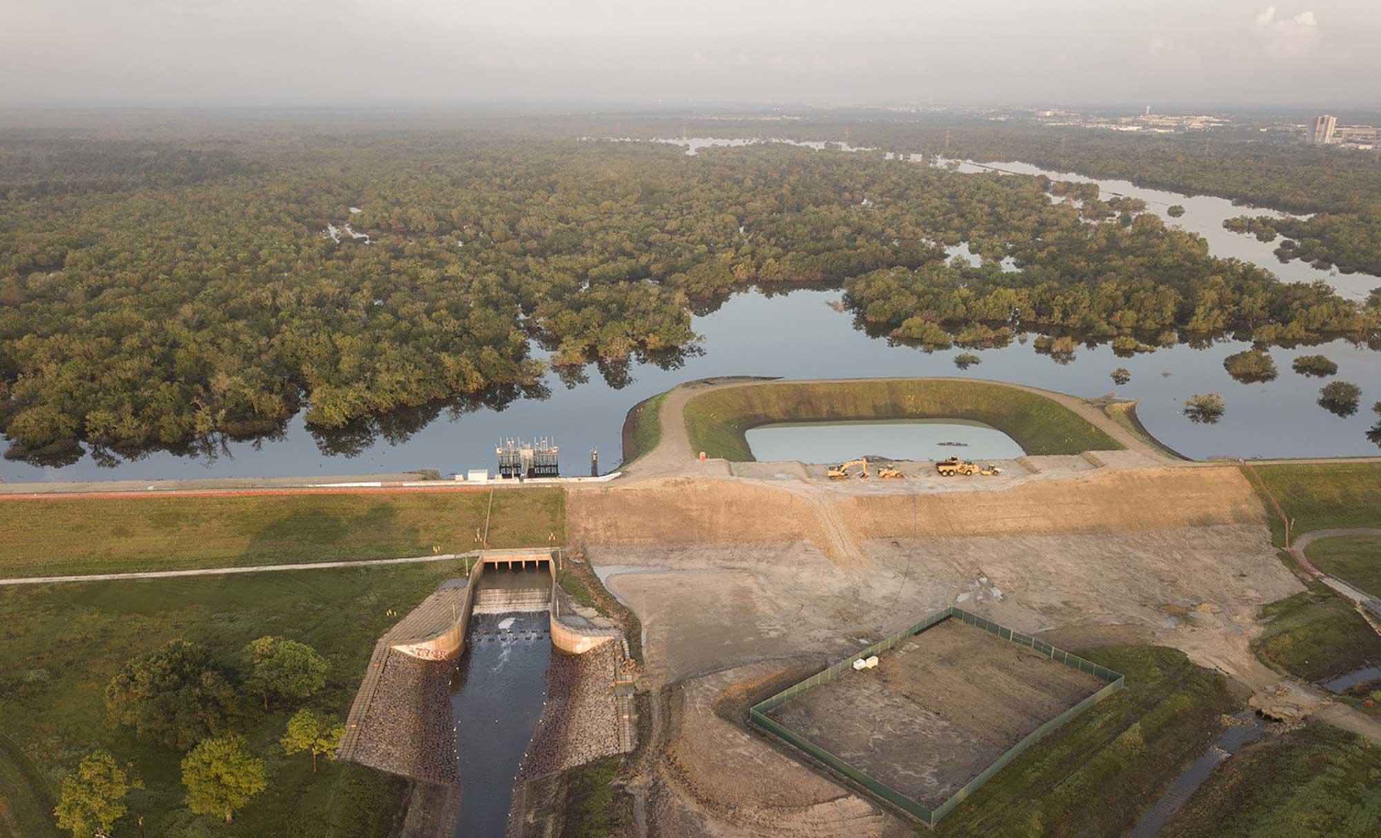 Everyone knew Houstonu0027s reservoirs would flood u2014
