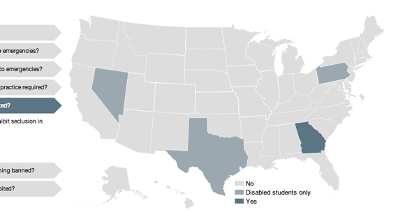 Physical Restraint Common At Georgias >> Can Schools In Your State Pin Kids Down Probably