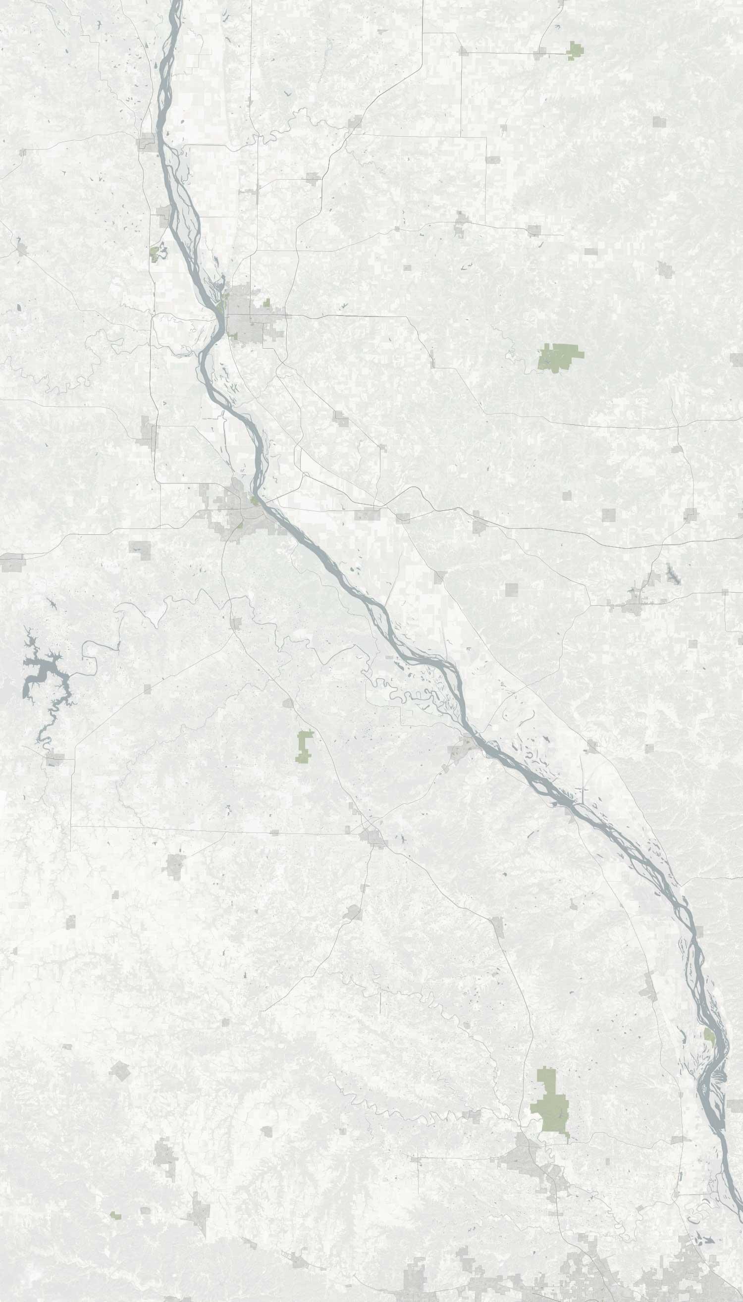 How Overbuilt Levees Along the Upper Mississippi River Push